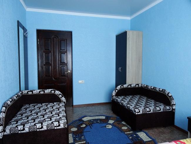 Комната на 3-м этаже