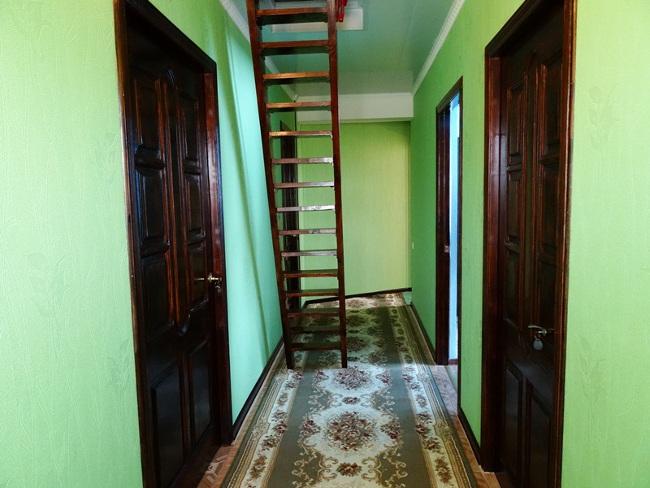 Кухня 3-го этажа